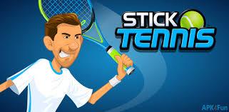 tennis apk stick tennis apk 1 9 8 stick tennis apk apk4fun