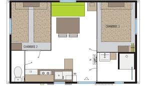 mobil home 4 chambres csite le dauphin 4 in georges de didonne