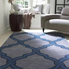 blue and white trellis rug rug designs