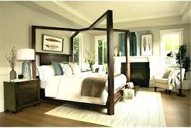 Modern Canopy Bed Frame Modern Canopy Bed Skleprtv Info