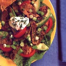 Salad Main Dish - beef stir fry salad main dish new recipe taste of home