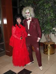 ace ventura halloween costumes coolest beetlejuice and lydia child couple costume beetlejuice