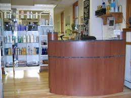 Small Salon Reception Desk Hair Salon Reception Desk For Reception Hostess Hair Salon Desk