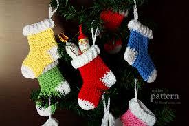new pattern crochet ornaments crochet