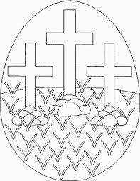easter egg coloring pages 2 exprimartdesign com
