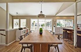 Dining Table In Kitchen Modest On Kitchen And Solid Wood Table - Dining table in kitchen