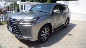 new lexus 2017 price 2016 lexus lx 570 uae prices youtube