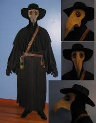 plague doctor costume by stinkywigfiddle on deviantart