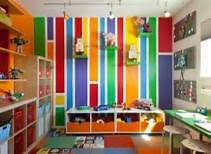 bathroom playful also colorful kids u0027 bathroom schemes ideas
