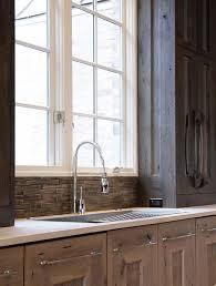 Kitchen Sink Window Contemporary Kitchen Chicago By Mark - Kitchen sink windows
