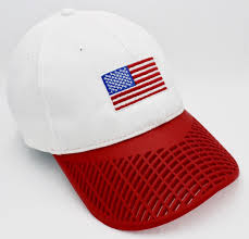 100 Pics Flags The Boat Brim Boat Brim Flag Hat 100 Made In Usa Red
