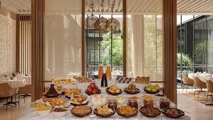 petit buffet cuisine petit déjeuner buffet picture of amaraz fes tripadvisor