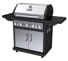 dyna glo dge530bsp d 5 burner lp gas grill with side burner