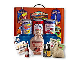 Soup Gift Baskets Seafood Lovers Gourmet Lobster Crab And Clam Soup Gift Basket W