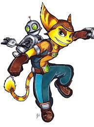 ratchet u0026 clank artwork awesome video games characters and