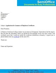 Request Letter Asking For Certification ideas of sle letter requesting employment certificate on image