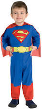 baby halloween costumes 3 6 months uk rubie u0027s official superman kids fancy dress boys superhero