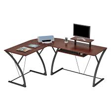 z line khloe l shaped computer desk espresso hayneedle