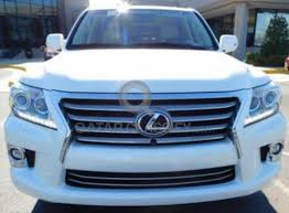 lexus suv price in qatar lexus lx 570 2014 family car for sale 4x4 suv doha qatarclassify