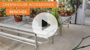 Metal Greenhouse Benches Greenhouse Benches Solar Innovations Solar Innovations