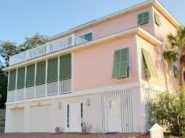 pink house tybee island vacation rentals