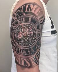 clock tattoos askideas com
