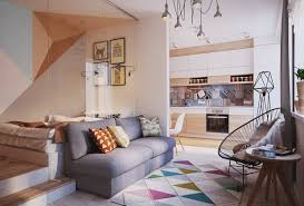 Meters To Feet Squared Living Small With Style 2 Beautiful Small Apartment Plans Under