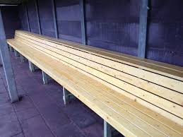 how to build baseball dugout benches youtube baseball org