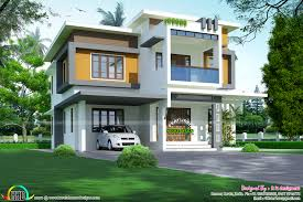 colorful modern home plan 2400 sq ft kerala home design bloglovin u0027