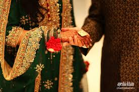 muslim and groom marriage at 18 zobaria ali