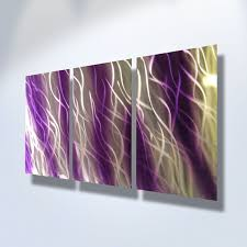 amazon com metal wall art modern home decor abstract artwork