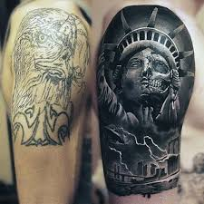 25 unique statue of liberty tattoo ideas on pinterest statue of
