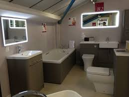 R2 Bathroom Furniture New R2 Display Area Launched Evesham Bathrooms