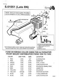 ford 8n tractor wiring harness diagram wiring diagram simonand