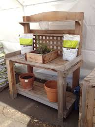 Potting Bench Ikea 81 Best Garden Potting Area Ideas Images On Pinterest Garden