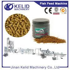 china fully automatic quality ornamental fish feed machine china