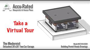 accu rated blueprints house plans modern two car garage plans accu rated blueprints house plans modern two car garage plans blueprints virtual tour