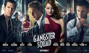ryan gosling emma stone couple film emma stone and ryan gosling get gangster in new movie poster