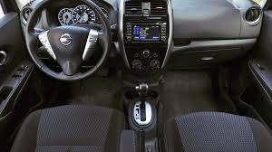 nissan note 2009 interior 2017 nissan versa note sl test drive review