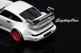 hoonigan stickers on cars rwb hoonigan u2013 white 964 1 43 model u2013 rauh welt begriff hong kong