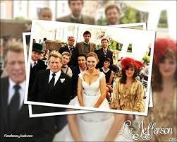 montage mariage photo montage bones le mariage de seeley booth et temperance