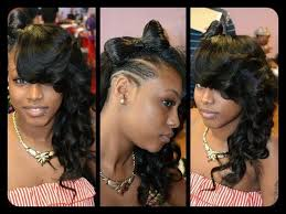 Black Hairstyles With Shaved Sides 29 Best One Side Shaved Hairstyles Images On Pinterest