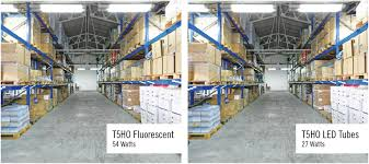 led vs fluorescent shop lights easily switch out t5 ho fluorescent to t5 ho led tubes