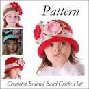 ใครมีแพทเทิร์นหมวกเด็กแบบนี้บ้างคะ เหมือน