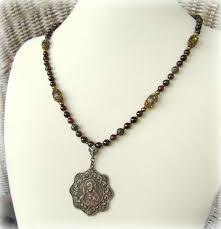 catholic necklace catholic necklaces the prettiest necklace 2017