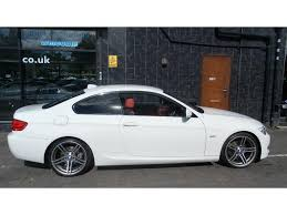 bmw series 3 white used bmw 3 series 2011 diesel 320d m sport coupe white with car