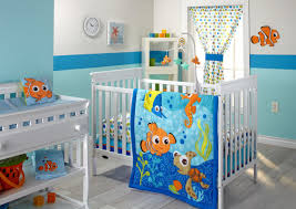 Nemo Bedding Set Disney Baby Nemo 3 Crib Bedding Set Reviews Wayfair