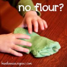 play dough recipe when you don t flour dough recipe play