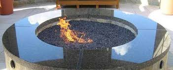 Glass Firepits Glass Pit Outdoor Goods