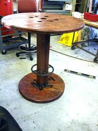 wooden high bar table tall round bar table medium size of bar tables and stools pub chairs